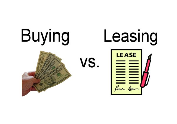 lease versus buy Pros and cons many businesses debate whether to lease or buy their cars where financial stability and minimising exposure to loss is important, leasing is a very.