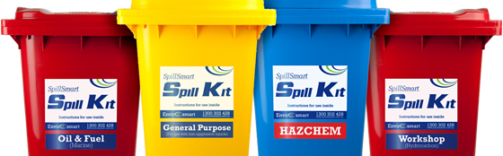 Types of Spill kits.png