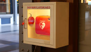 AED in box