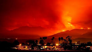 Ca wildfires